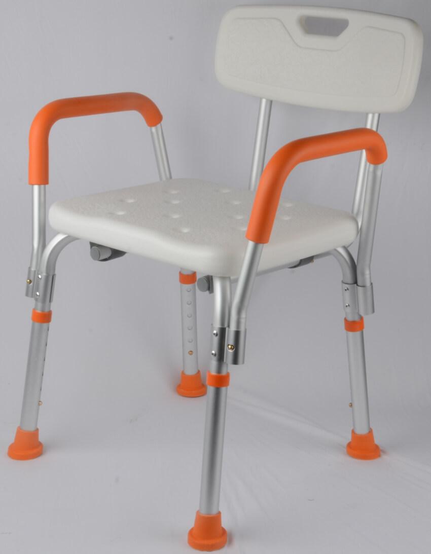 Free Post Adjustable Medical Shower Chair Bathtub Bench Bath Seat Aid Stool Ebay