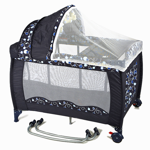 airbed toddler best crib portable cribs travel bed airplane camping